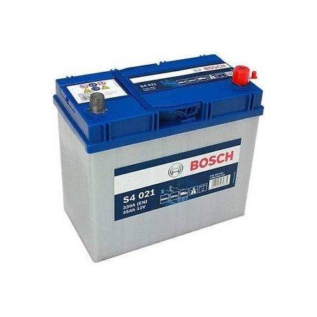 Akumuliatorius Bosch 45Ah 330A (S4021)