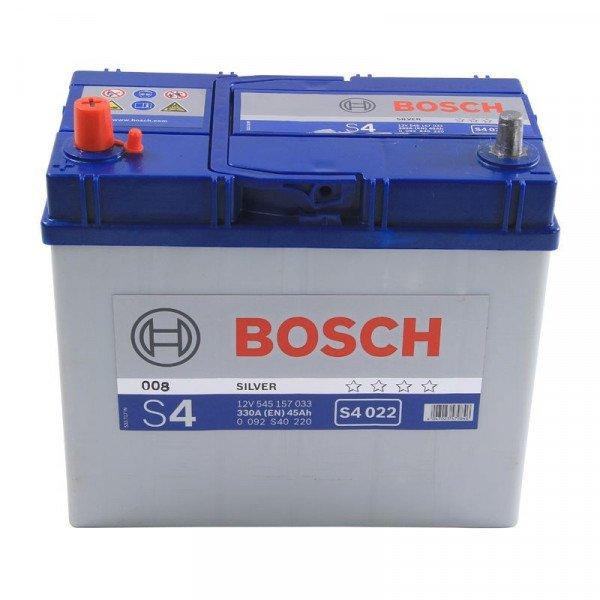 Akumuliatorius Bosch 45Ah 330A (S4022)