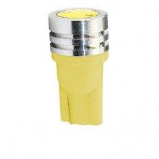 LED lemputė W5W Geltona