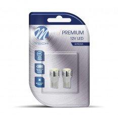 LED lemputė W5W HP White