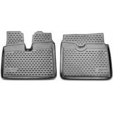 Guminiai kilimėliai 3D MAN TGA XXL 2012- 2 pcs.