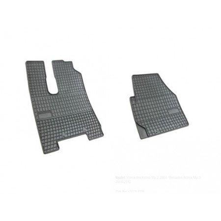 Guminiai kilimėliai Mercedes-Benz Actros MPII-MPIII