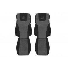 Sunkvežimių sėdynių užvalkalai DAF XF 105 EURO 6 (2013→)