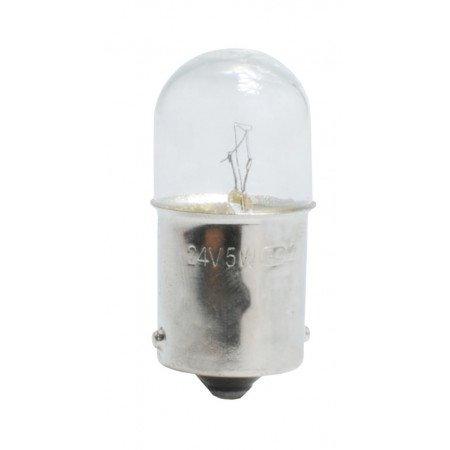 Halogeninė lemputė BA15s R5W 24V/5W