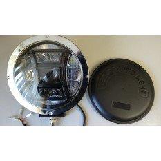 LED papildomas žibintas 9'' (23cm)