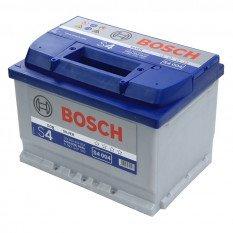 Akumuliatorius Bosch 60Ah 540A (S4004)