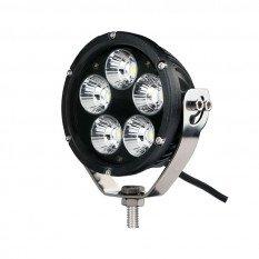 """LED papildomas žibintas Black CREE 50W 4"""" Spot"""