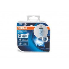 Osram lemputės COOL BLUE® H7 Intense