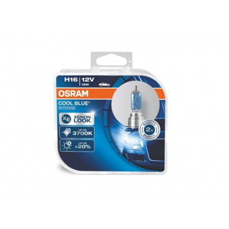 Osram lemputės H16 COOL BLUE intense
