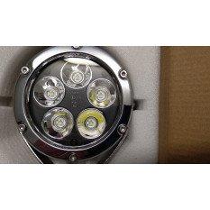 """LED papildomas žibintas Chrome, CREE 50W 4"""" Spot"""