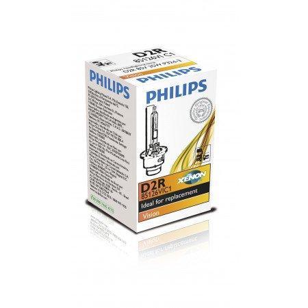 Lemputė PHILIPS D2R VISION (85126VIC1)