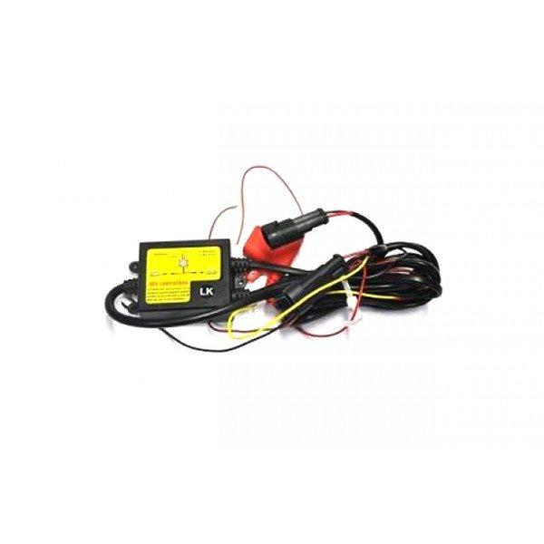 LED dienos žibintų  perjungimo blokelis AMIO