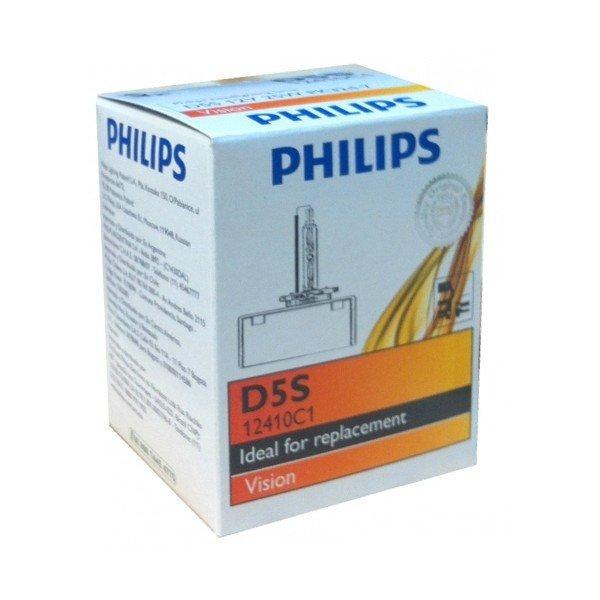 Lemputė PHILIPS D5S VISION 12410C1