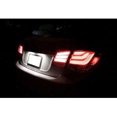 LED numerio apšvietimas  Opel