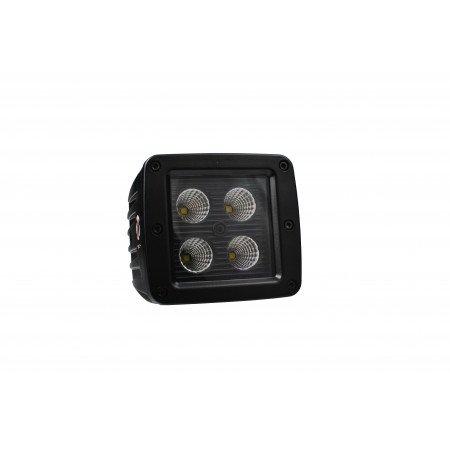 LED papildomas žibintas  4x5W CREE, 20W 10-30V flood