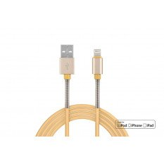 USB kabelis  iPhone iPad FullLINK 2,4A