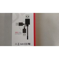 USB kabelis  iPhone iPad FullLINK 2,4A