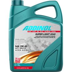 Variklinė alyva Addinol Super Light  5W-40 5L