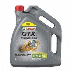 10W40 Castrol GTX  5L