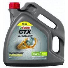 10W40 Castrol GTX  4L