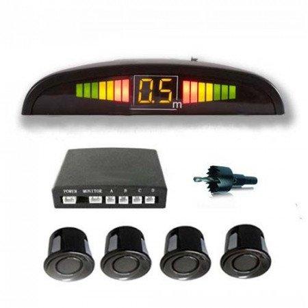 Parkavimo sistema su LED ir 4 davikliais (CP4B)