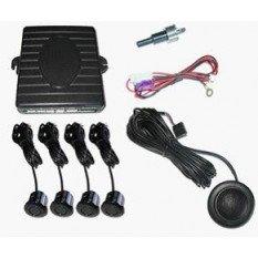 Parkavimo sistema garsinė su 4 davikliais