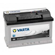Akumuliatoriai VARTA 70 Ah 640 A (E9)