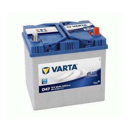 Akumuliatorius VARTA 60 Ah 540 A (D47)