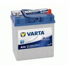 Akumuliatorius VARTA  40Ah 330A (A14)