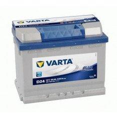 Akumuliatorius VARTA  60Ah 540A (D24)