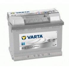 Akumuliatorius VARTA 63Ah 610A (D15)