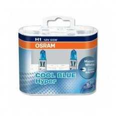 Osram lemputės COOL BLUE HYPER H1