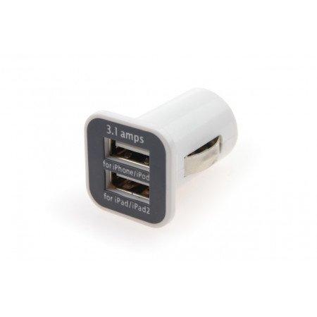 Automobilio USB pakrovėjas