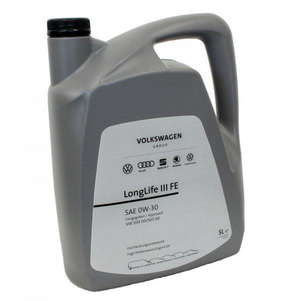 Originali variklio alyva VW LONG LIFE III 5W-30 1L