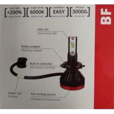 LED  lemputės H7 BF