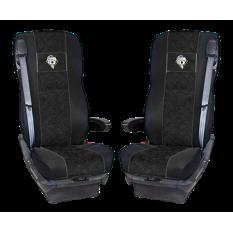 Sunkvežimių sėdynių užvalkalai DAF 95, 105 XF, CF, LF - N3 kompl.