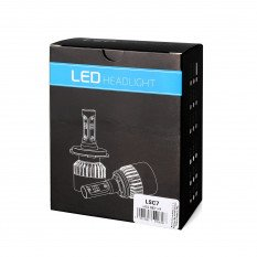 LED  lemputės H7
