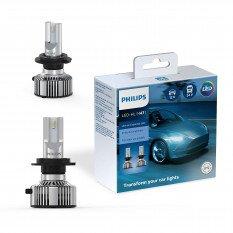 """LED lemputės H7 PHILIPS """"Ultinon Essential""""  priekinių žibintų"""