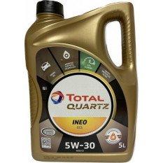 Alyva Total 5W30 QUARTZ INEO ECS 5L