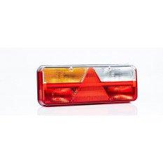 LED Galinis žibintas su kabeliu KAIRĖ | FT-500