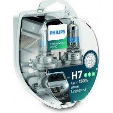 copy of Lemputės H7 X-treme VISION +130%   Philips