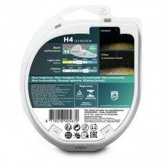 Lemputės H4 X-treme VISION +150% PRO150 | Philips