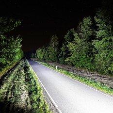 Žibintas LIGHT BAR - Double Row  COMBO 240W I WLO706