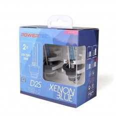 Ksenoninės lemputės Powertec Xenon Blue D2S