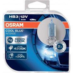 Osram lemputės COOL BLUE® HB3