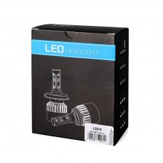 LED bulb H4