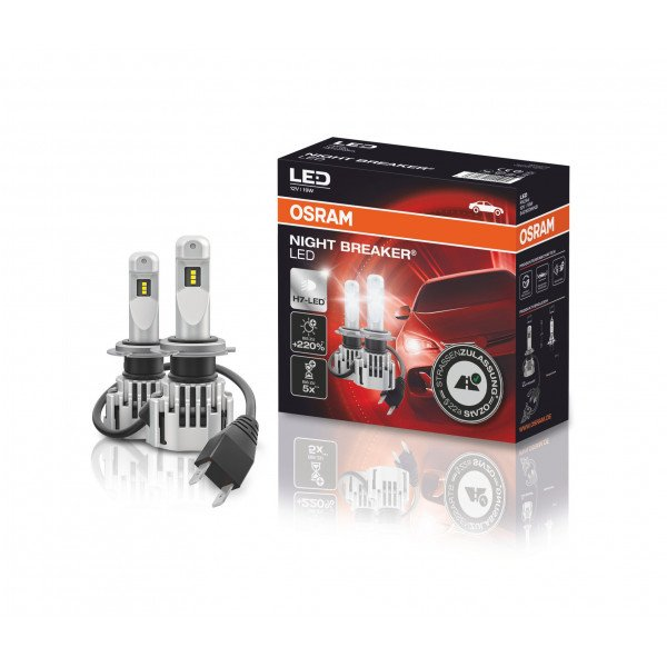LED H7 night breaker 64210DWNB