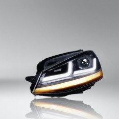 Headlight OSRAM LEDHL103-BK LHD (2 pcs.) VW Golf VII