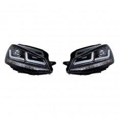 Headlight OSRAM LEDHL104-BK LHD (2 pcs.) VW Golf VII