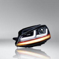 Headlight OSRAM LEDHL104-GTI LHD (2 pcs.) VW Golf VII